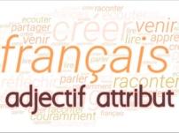 L'adjectif attribut