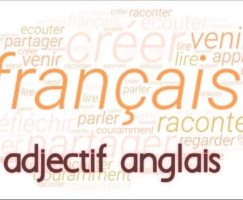 adjectif anglais facile