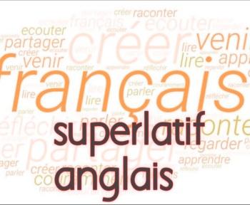 superlatif en anglais
