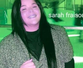 Sarah fraisou