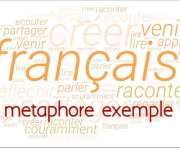 métaphore exemple