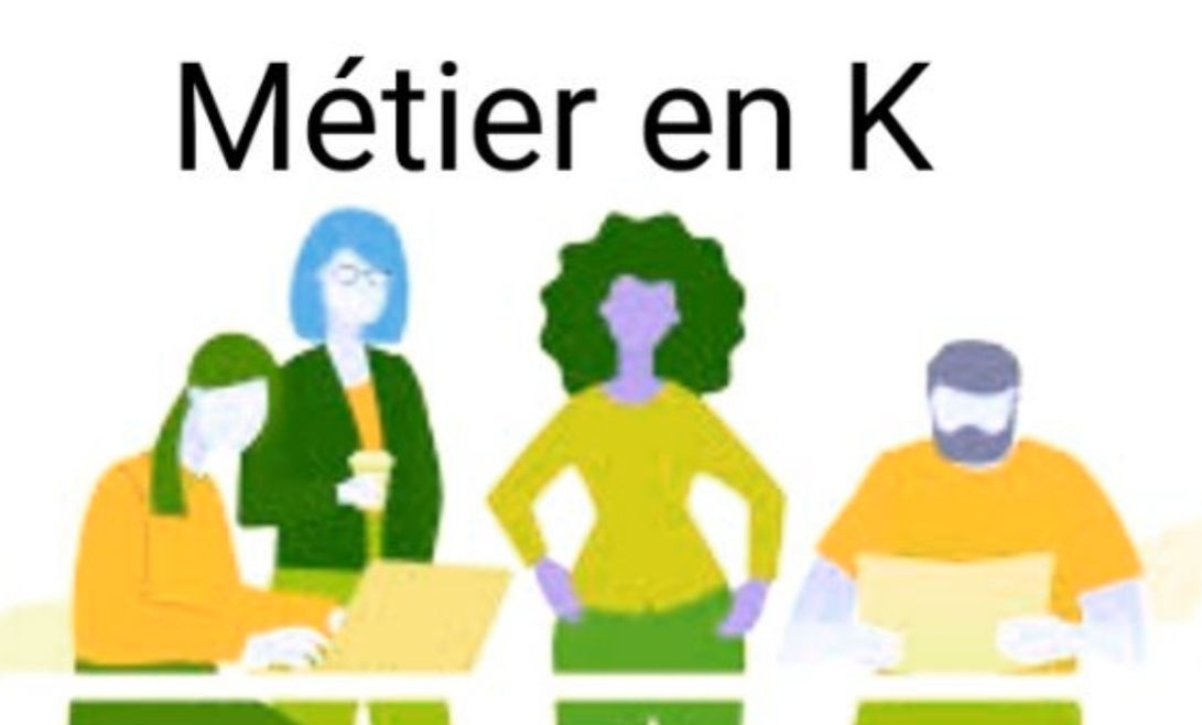 Métier en K