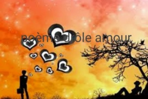 poème drôle amour