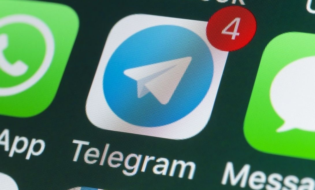Récupérer historique telegram